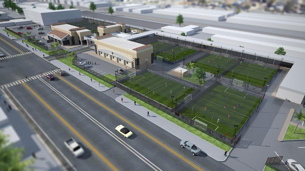 US5 Center in Firestone Boulevard
